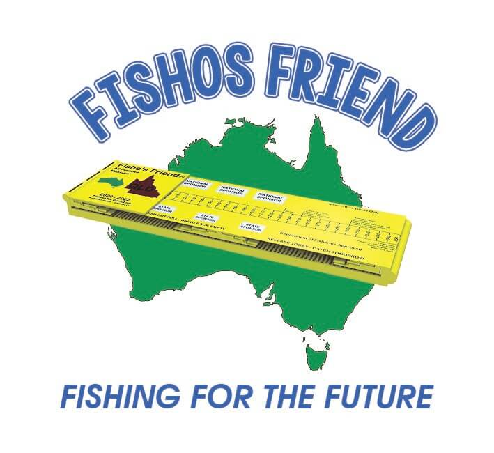 Fishos Friend logo